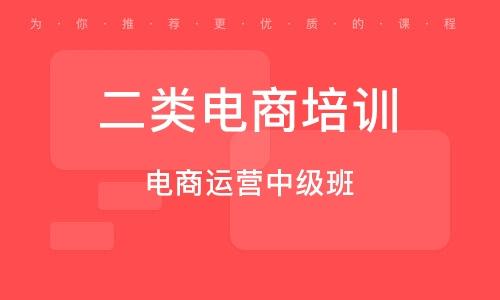杭州二类电商培训