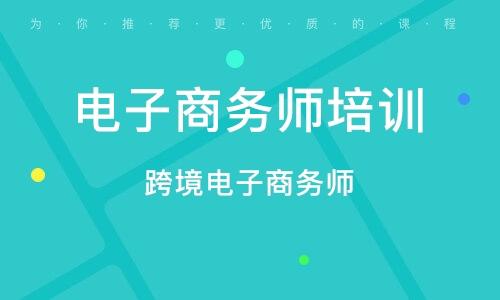 天津电子商务师培训机构