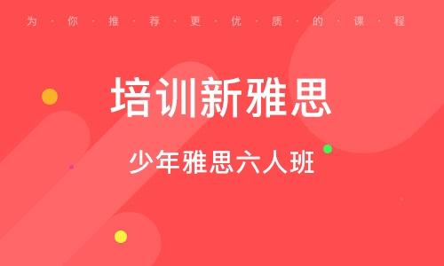上海培训新雅思