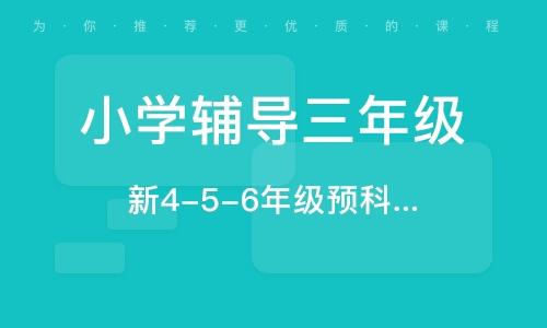 天津小学辅导三年级