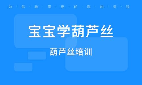深圳宝宝学葫芦丝