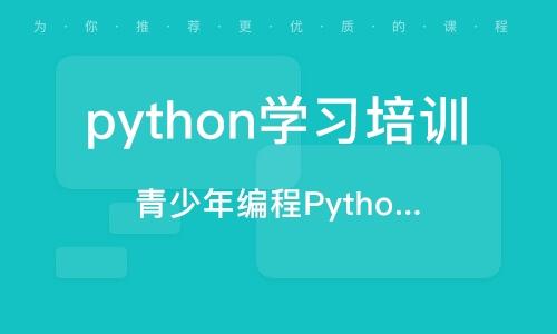 青少年编程Python