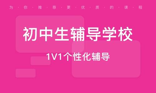 广州初中生辅导学校