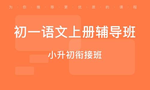 武汉初一语文上册指导班