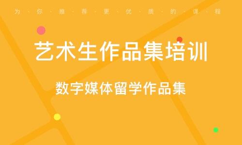 武汉数字媒体留学作品集