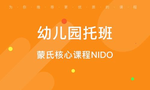 蒙氏核心课程NIDO