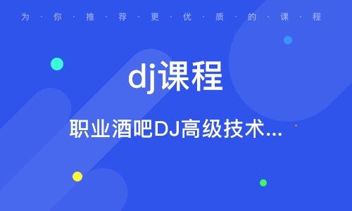 職業酒吧DJ高級技術課程