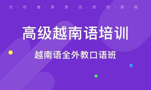 上海高级越南语培训班
