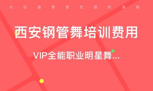 VIP全能職業明星舞蹈教練班