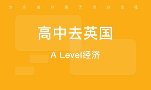 A Level经济