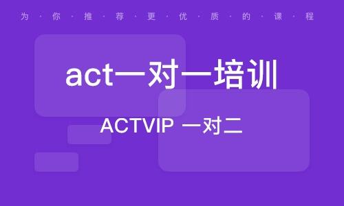 ACTVIP 一對二