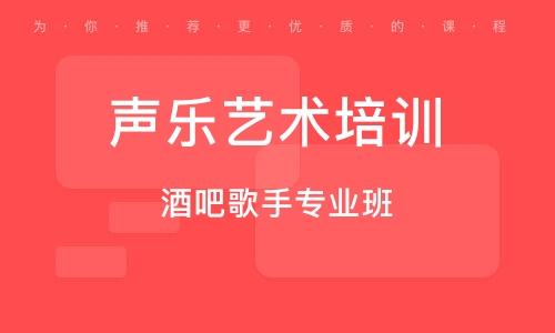 深圳声乐艺术培训