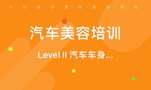 LevelⅡ汽車車身底材處理