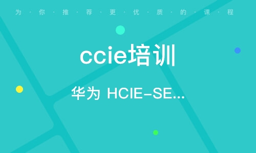 華為 HCIE-SEC 直通車