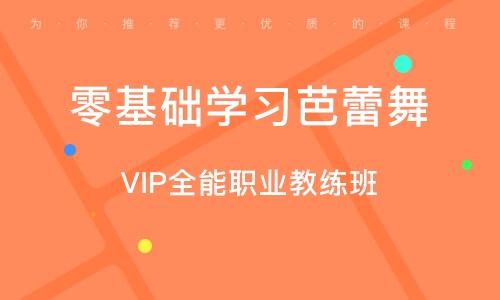 VIP全能職業教練班