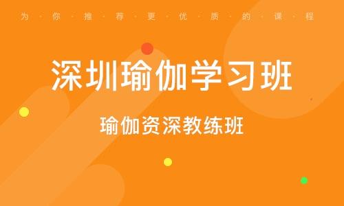 深圳瑜伽學習班