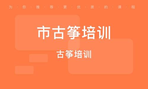 广州市古筝培训