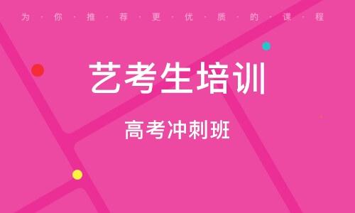 广州艺考生培训班