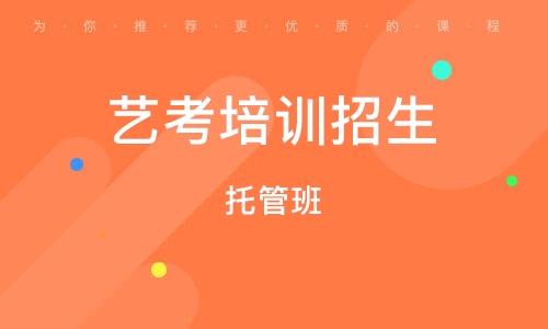 北京艺考培训招生
