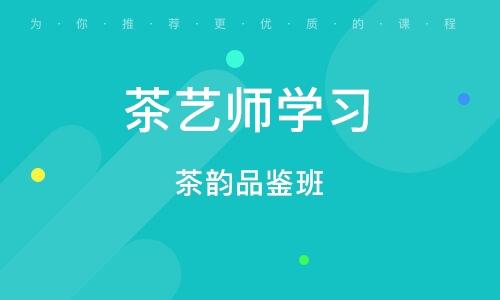 茶韻品鑒班