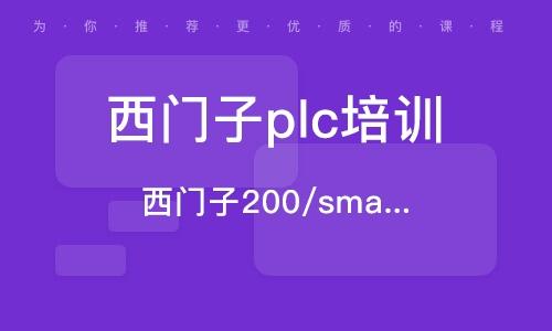 西門子200/smart200培訓