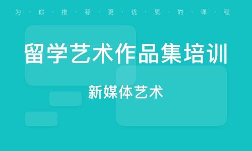 南京留学艺术作品集培训