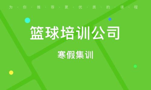 天津籃球培訓公司