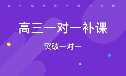 广州高三一对一补课