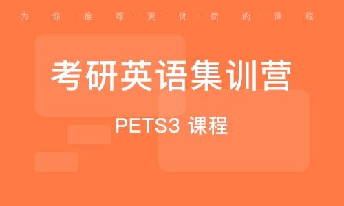 PETS3 课程