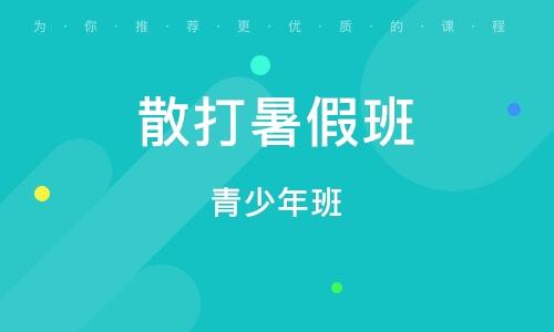 南京青少年班