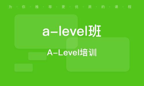 天津a-level班