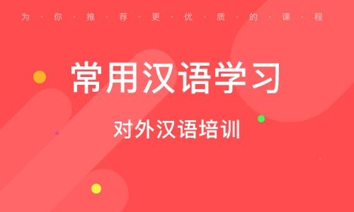 對外漢語培訓