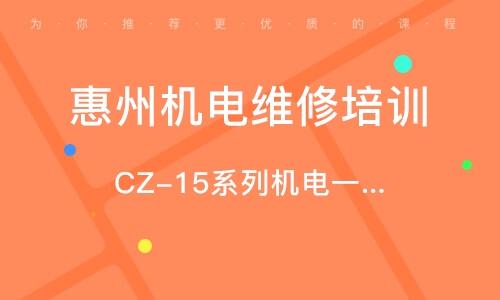 CZ-15系列機電一體化(電力拖動)