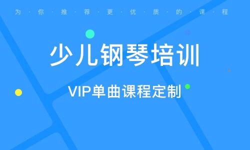 VIP单曲课程定制