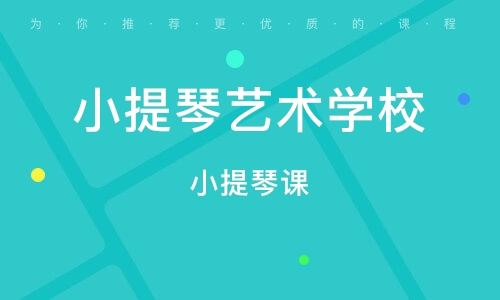 广州小提琴艺术学校