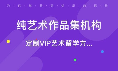 定制VIP艺术留学筹划