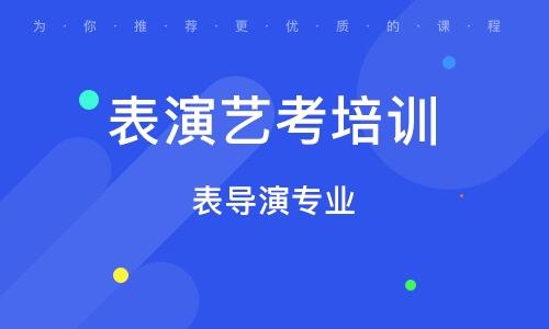 北京扮演艺考培训