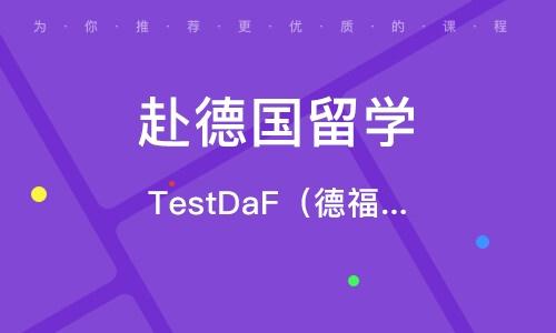 TestDaF(德福)指导班