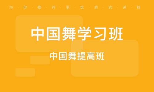 廣州中國舞提高班