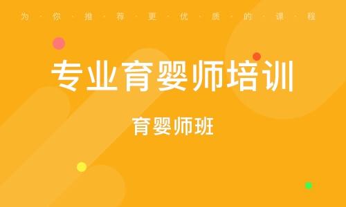 北京專業育嬰師培訓機構