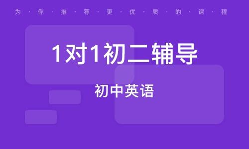 杭州1對1初二輔導