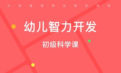 杭州幼兒智力開發