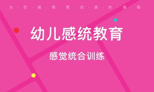 南京幼兒感統教育