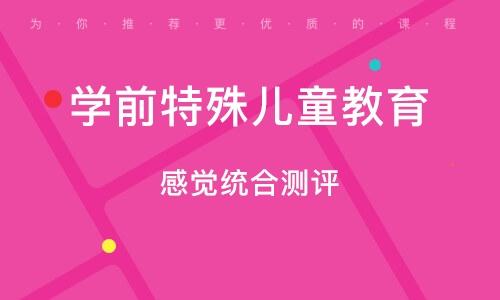 南京學前特殊兒童教育