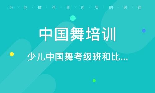 廣州中國舞培訓課程