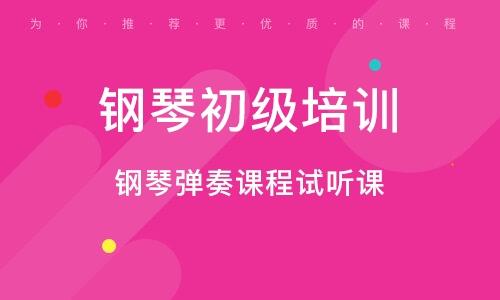 北京鋼琴初級培訓