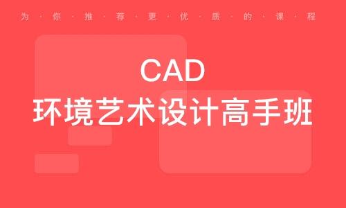 CAD環境藝術設計高手班
