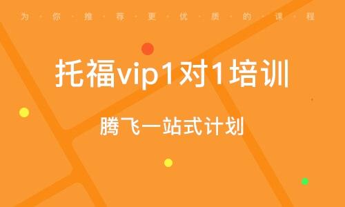 濟南托福vip1對1培訓