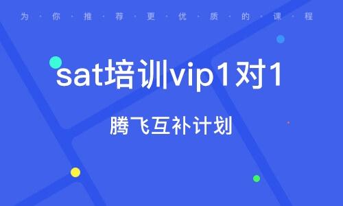 濟南sat培訓vip1對1