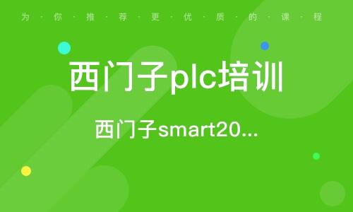 西門子smart200綜合班